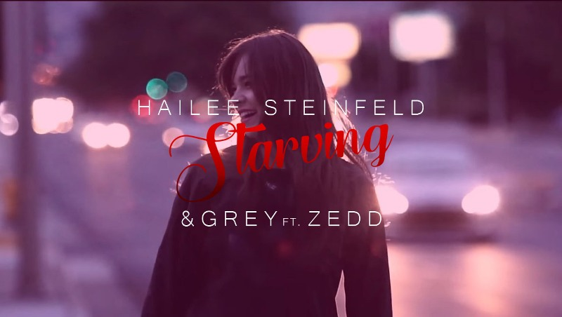 hailee steinfeld starving