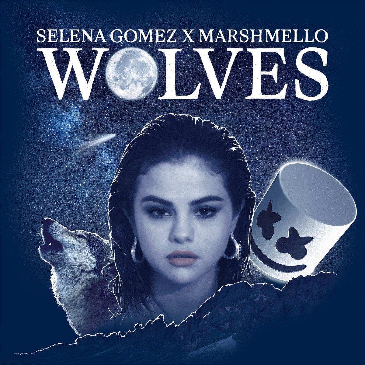 selena gomez wolve