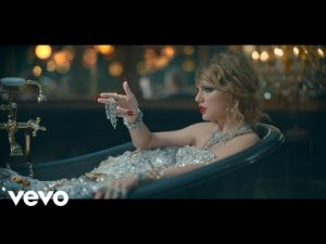 taylor swift look what you made me do