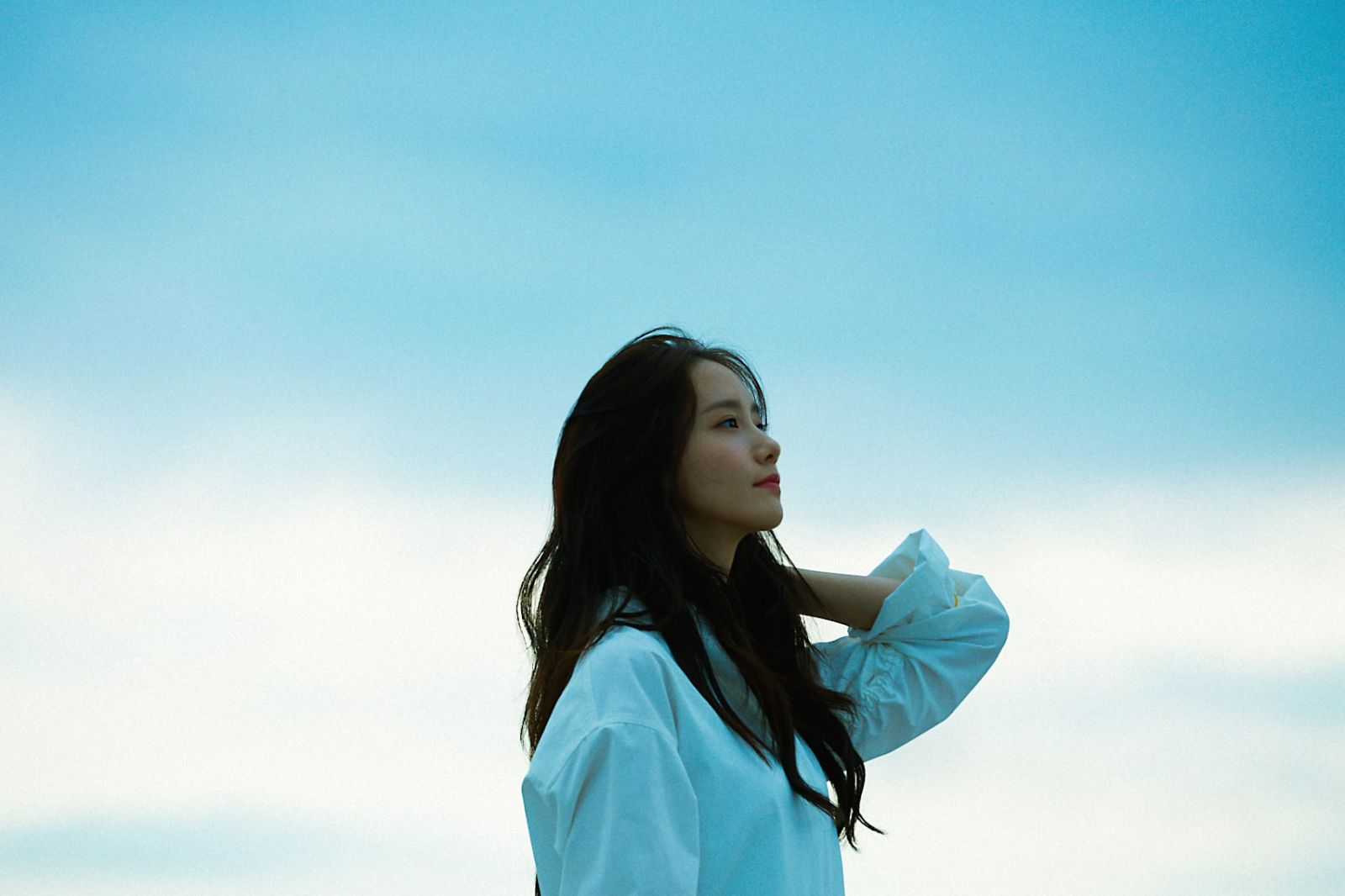 yoona when the wind blow