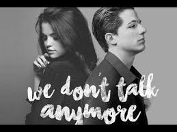 charlie puth we dont talk anymore
